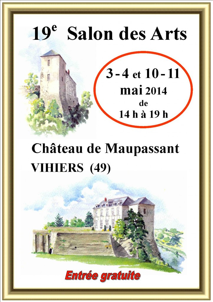Salon des Arts Vihiers