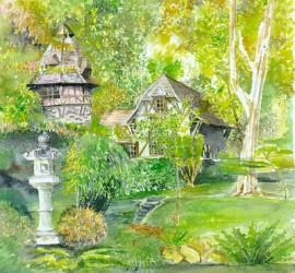 Maulevrier la pagode