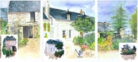 maison dans le Saumurois