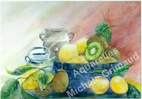 Citrons kiwis